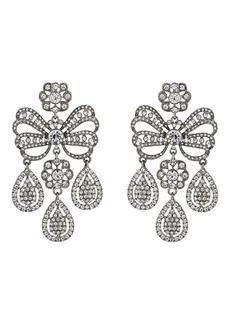 Kenneth Jay Lane Women's Chandelier Drop Earrings - Gold