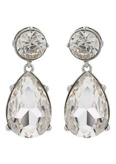 Kenneth Jay Lane Women's Crystal Drop Earrings