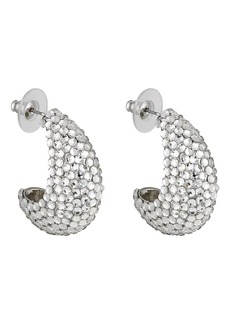 Kenneth Jay Lane Women's Crystal-Embellished Earrings - Gold