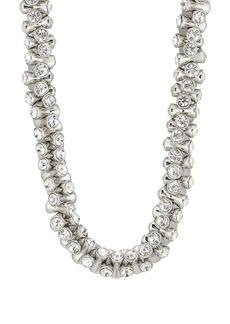 Kenneth Jay Lane Women's Crystal-Embellished Necklace