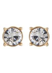 Kenneth Jay Lane Women's Crystal-Embellished Stud Earrings - Gold