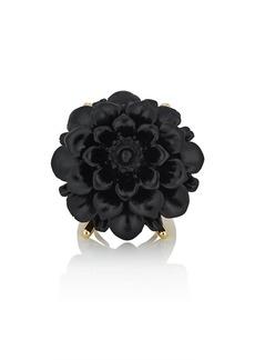Kenneth Jay Lane Women's Flower Ring - Gold