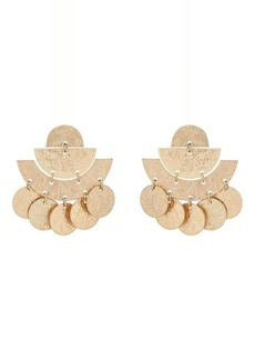 Kenneth Jay Lane Women's Geometric Drop Earrings