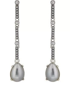 Kenneth Jay Lane Women's Imitation-Pearl-Embellished Earrings