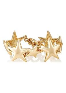 Kenneth Jay Lane Women's Linked-Star Bracelet