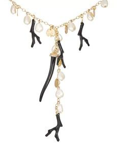 Kenneth Jay Lane Women's Long Necklace