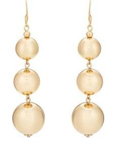 Kenneth Jay Lane Women's Sphere-Drop Earrings