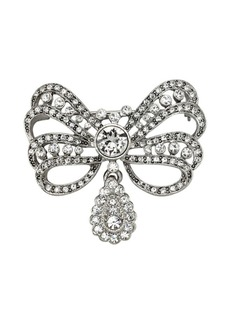 Kenneth Jay Lane Small Bow Pin
