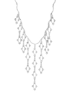 Kenneth Jay Lane Waterfall Necklace
