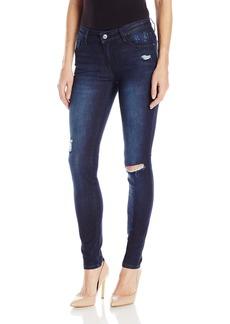 """Kensie 30"""" Inseam Skinny Jean"""