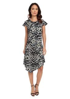 Kensie Animal Ombre Dress KS1K7884