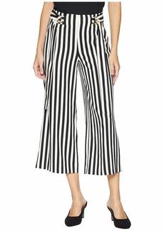 Kensie Bold Stripe Mixi Pants