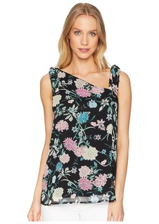 Kensie Botanical Mix Top KS6K4699