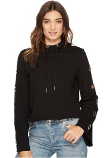 Kensie Cozy Fleece Sweatshirt KS2U3104
