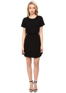 Kensie Crinkle Crepe Dress KS8K7413