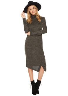 Kensie Drapey Space Dye Dress KS0K8152