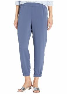 Kensie Elastic Waist Soft Drape Pants KS8K1315