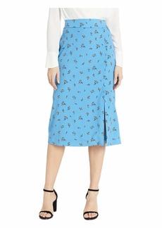 Kensie Forget Me Not Floral Skirt KS3K6319
