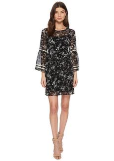 Kensie Fresh Floral Dress KS3K8081