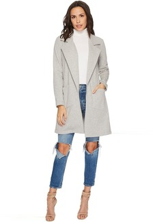 Fuzzy Fleece Jacket KS1K2341