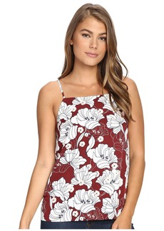 Kensie Hippy Floral Top KS9U4034