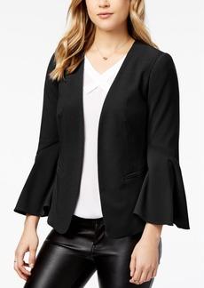kensie Bell-Sleeve Blazer