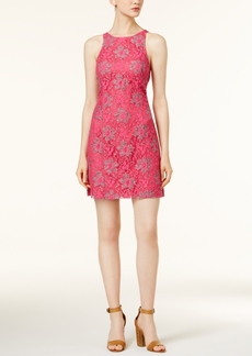 kensie Blossom Lace Dress