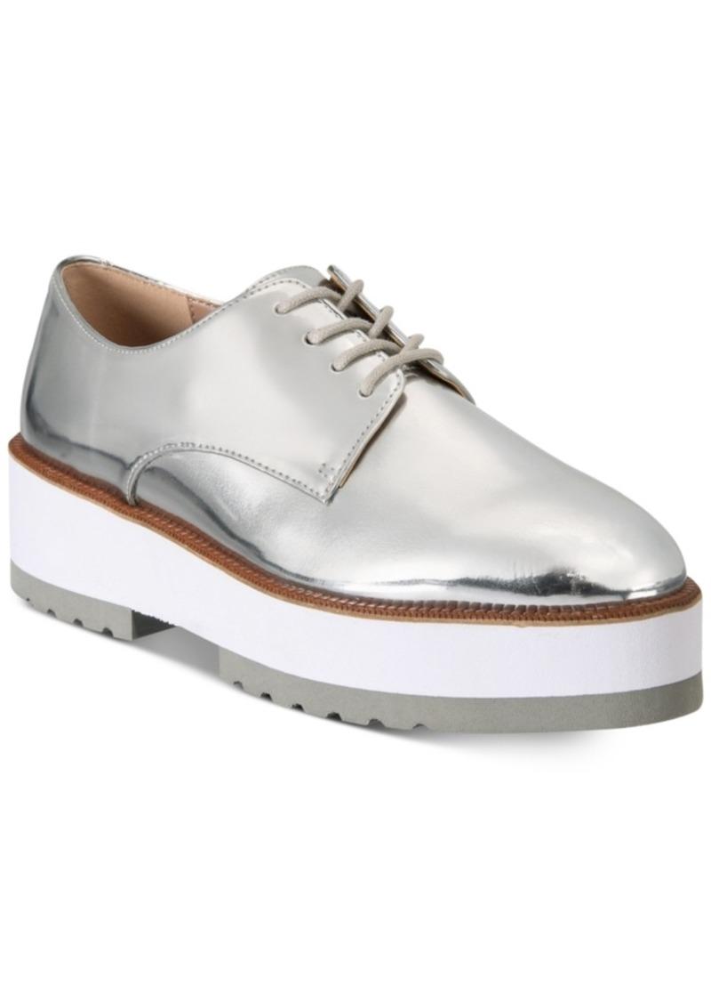 8766ae66a83 Kensie Kensie Brayan Platform Oxfords Women s Shoes