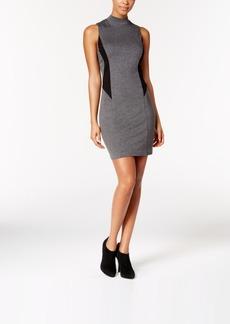 kensie Colorblocked Bodycon Dress