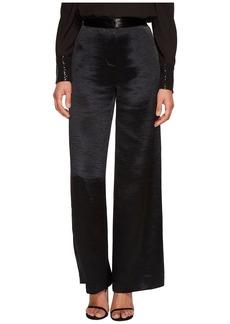 Kensie Crinkled Satin Pants KSDU1021