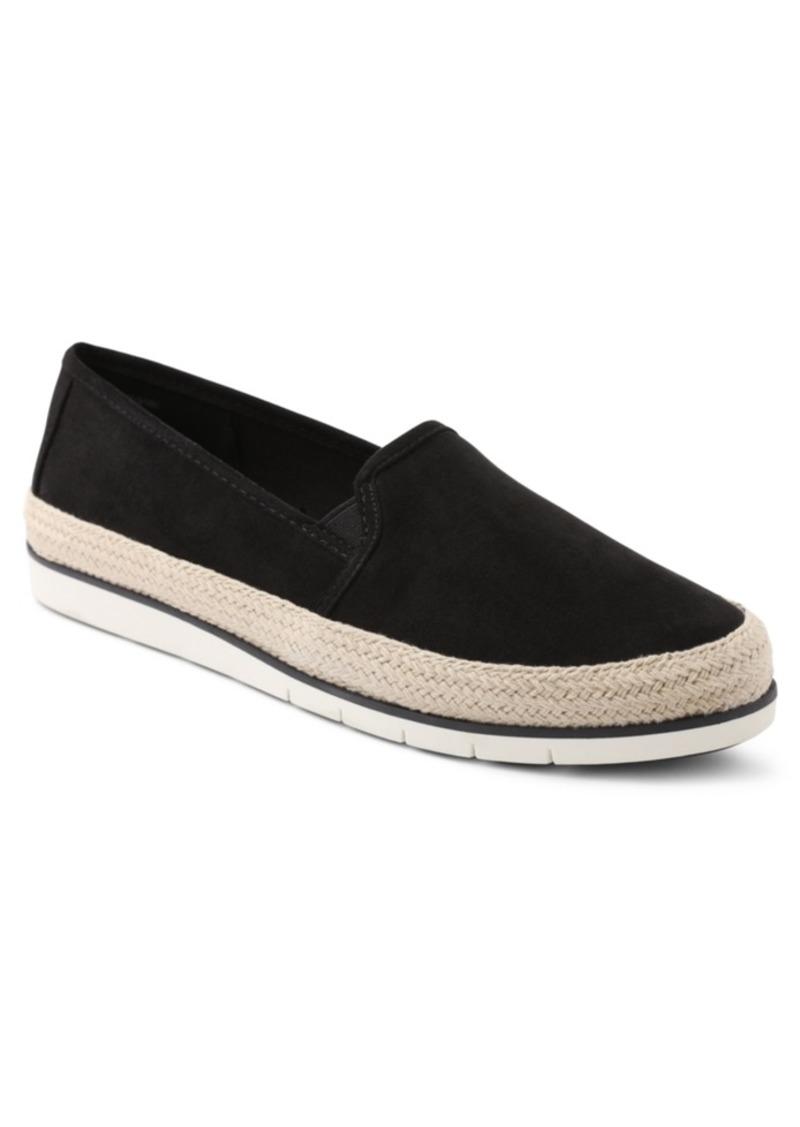 Kensie Deana Slip On Espadrille Sneakers Women's Shoes