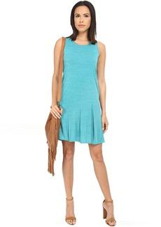 kensie Drapey Space Dye Jersey Dress KS3K7864