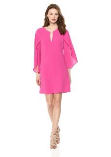kensie Dress Women's Flowy Easy to Wear Dress