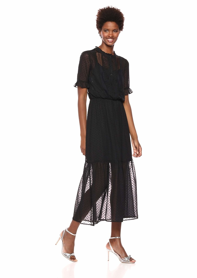 kensie Dress Women's  Maxi Dress