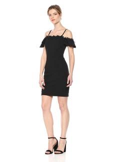 kensie Dress Women's  Off The Shoulder Dress