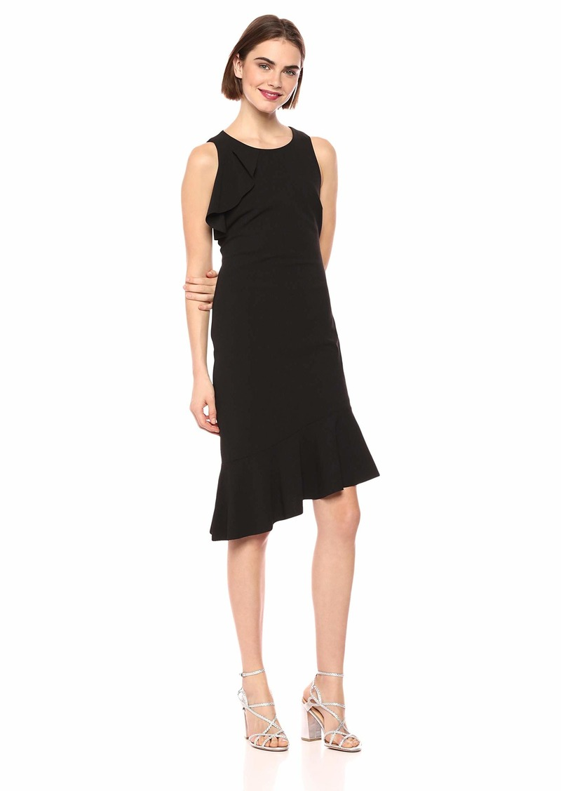 kensie Dress Women's  Scuba Dress