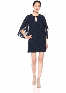 kensie Dress Women's Sweater Dress with Jewels