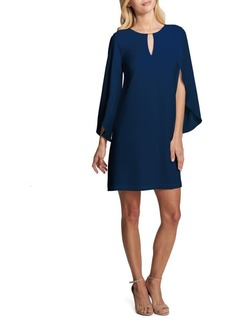 Kensie Dresses Split-Sleeve Shift Dress
