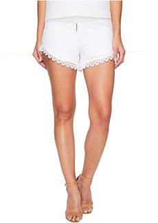Kensie Eyelet Dots Shorts KS4K1184