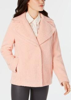 kensie Faux-Fur Coat