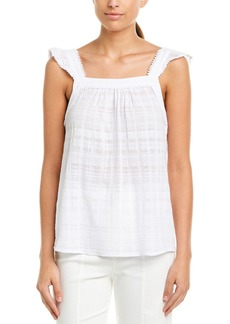 Kensie Gauze Shirt