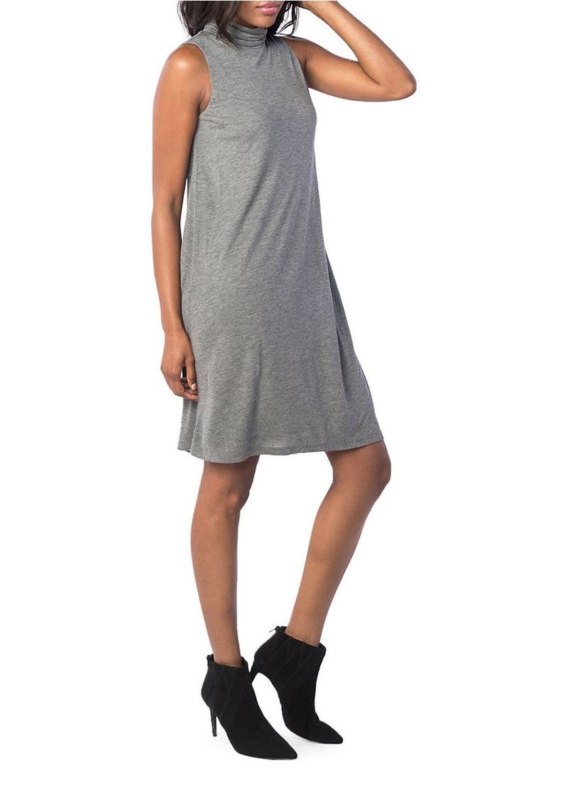 KENSIE Heathered Sleeveless Dress