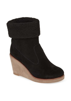 kensie Holliston Wedge Bootie (Women)