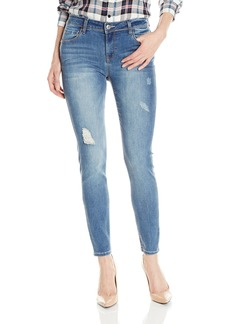 kensie  inch Inseam Skinny Jean Ankle Biter
