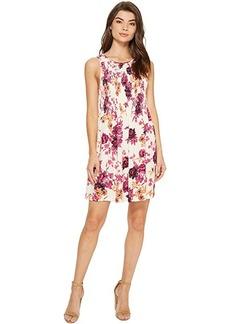 kensie Japanese Floral Garden Dress KS7K7165