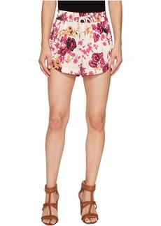 kensie Japanese Garden Shorts KS7K1344