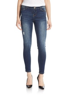 Kensie Ankle Biter Skinny Jeans
