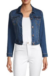 Kensie jeans Forever Cropped Denim Jacket