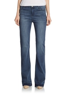 Kensie jeans High-Rise Flare Jeans