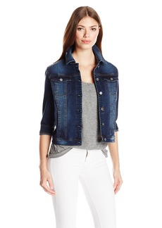 Kensie Jeans Women's Classic Denim Jacket